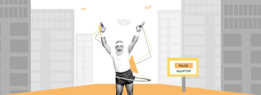 10-conseils-pour-etre-heureux-en-entreprise-salarie -employe - bonheur - humour - bien-etre - compagnie - ville - conseil - bonheur - positivite - costard - travailleurs - personnes - hommes - blog.wan2bee - wan2bee - wan2bee.com - design - graphicdesign - aide - blog  - article - astuce - sport - hula hoop - menagement - se renseigner - se reposer