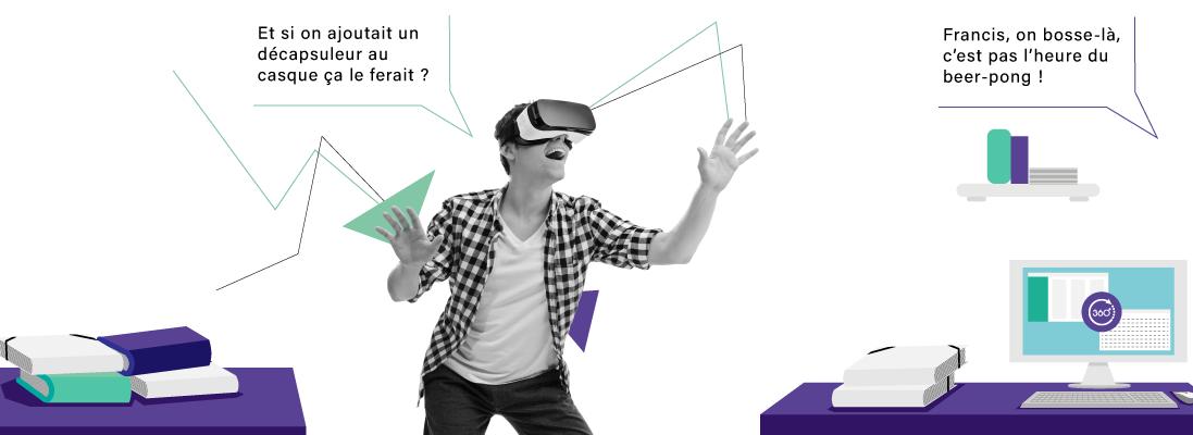 comment travailler dans le monde de la vr - realite augmentee - emploi - digital - ingenieur - chercheur - manager