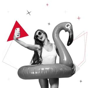 les trucs inutiles lus sur les cv des candidats - humour - entreprise - recrutement - photo cv - selfie
