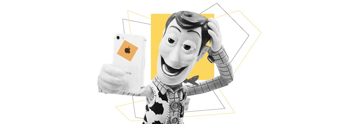 woody-toysstory-selfie-photo-cv - entretien-article-conseils-businessworker- entretien embauche - recrutement - métier - rh - réussir - emploi - job - aide - article - blog - étudiant - wan2bee - blog.wan2bee - wan2bee.com
