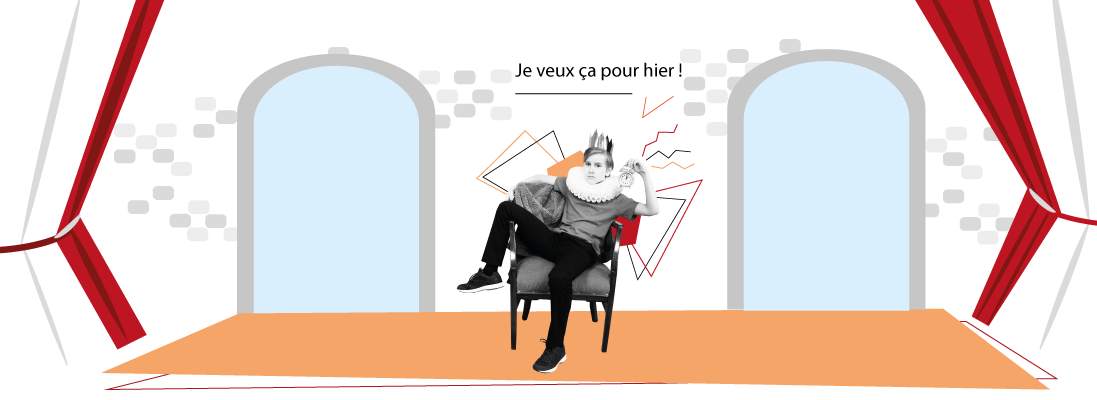 ENTETE_10-CLIENTS-INSUPPORTABLES-CROISES-odeur - business - entreprise - colere - celui qui droit tout - celui qui veut tout - client - insupportable - pire - humour - communication-AU-BUREAU - client est roi - ordinateur - commercial -table - plante - graphic design - laptop - enfant roi - chateau - mur - rideau