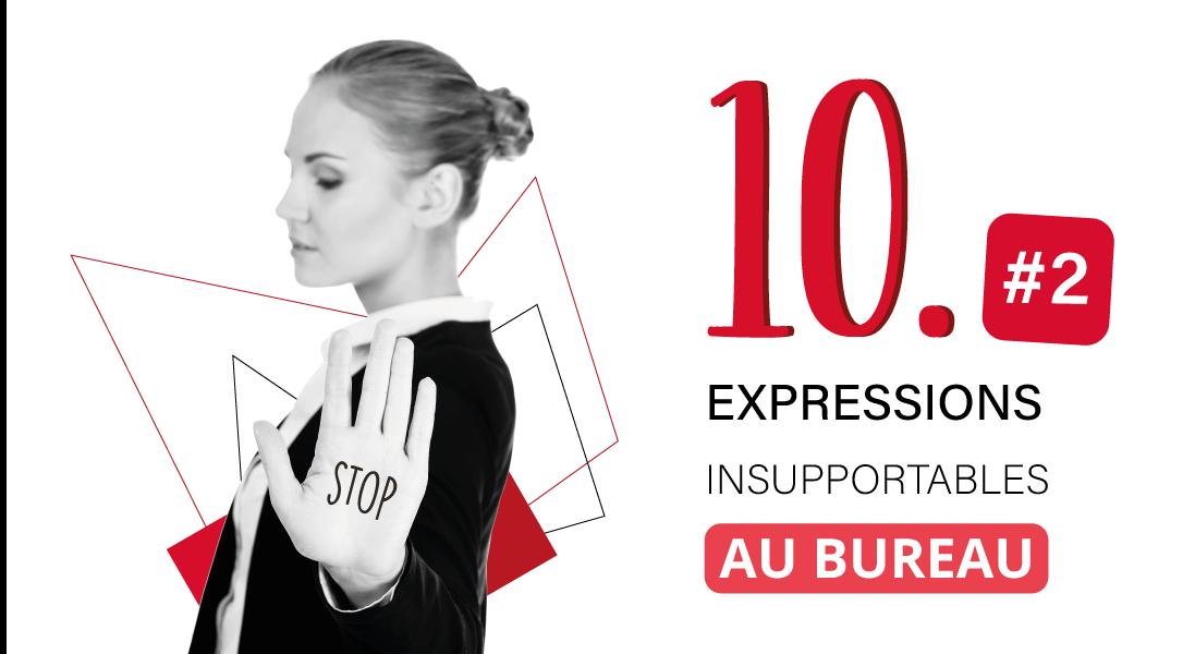top 10 pires expressions en entreprise - bureau - collègues - publicitaire - mot-clé - business - humour - communication entreprise - femme d'affaire