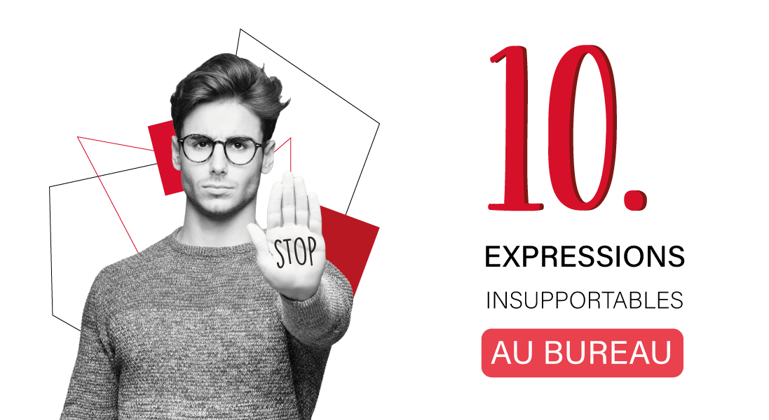 10 expressions insupportables au bureau - humour - overbooke - confcall - feedback - entreprise - communication - collègues - style - langage - français - abréviations  - wan2bee - blog.wan2bee.com