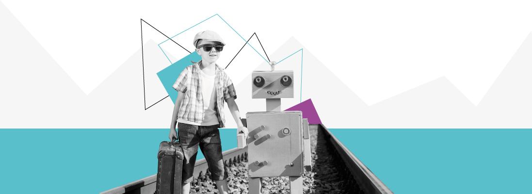 I10 metiers qui vont disparaitre - futur - digital - emploi - metier - job - recrutement - technologie - robot - automatisation - robotique - transformation digitale - business - travailleurs - entreprise - start up - ouvrier - pharmacie - manutention - juriste - caissier - banque - assurance - conducteur - train - métro - transport - wan2bee - blog.wan2bee.com - enfant - robot carton -flat design - graphisme