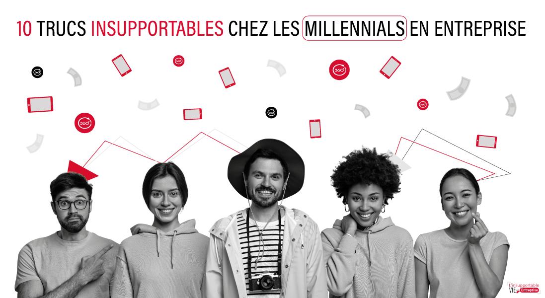 entete-millennials-vie-insupportable-entreprise-reconversion-multitasking-langage-smartphone-flexibilité-jeune-generation-travail-evolution-ecologie