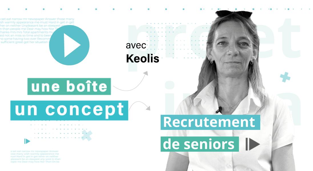 Interview de Laeticia et Tiphaine sur la politique de recrutement des séniors à Keolis